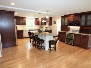 Kitchen remodel in Southern NH
