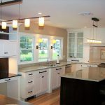 New window installation in a kitchen in Hampstead NH