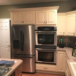before view of kitchen in Hampstead NH