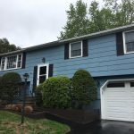 Before view of a home in Hampstead NH