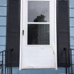 before view of a front door in Hampstead NH