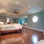 Master bedroom remodel in Hampstead NH