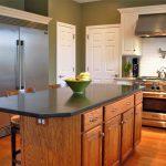 Beautiful new kitchen remodel in North Hampton NH