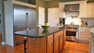 Beautiful new kitchen remodel in North Hampton NH
