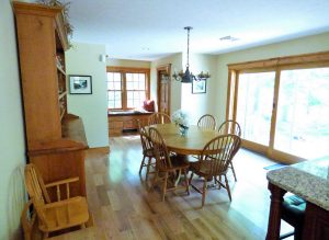 before view of kitchen in Southern NH