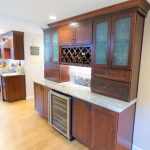 New pantry and counter top installation in Hampstead NH