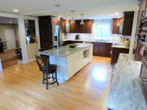 Beautiful Kitchen Remodel in Derry NH