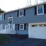 After view of home remodel in Hampstead NH