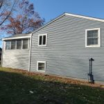 vinyl siding on a home in Derry NH