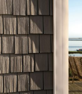Timberbay siding on a home in Hampstead NH