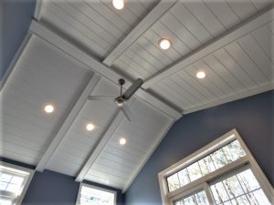Ceiling remodel in Hampstead NH