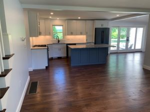 Kitchen Renovation in NH